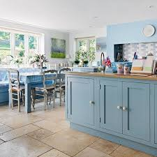 A Look at Home Decor Trending Colors of 2017 - Page 3 of 5. Cottage KitchensCountry  KitchensHome KitchensBlue ...