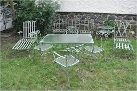 garden furniture wrought iron. Wrought Iron Garden Furniture Antique Vintage Metal Inspirational Restoring Chairs Outdoor .