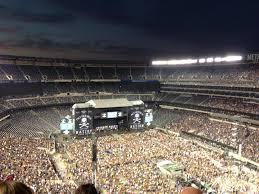 Metlife Stadium Seating Chart Bts Metlife Stadium Section 329 Concert Seating Rateyourseats Com