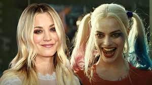 Kaley Cuoco desmente rumores sobre briga com Margot Robbie por Arlequina