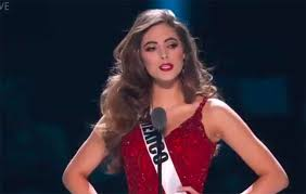 En el seminole hjard rock hotel de florida, estados unidos. Mexican Contestant Is Third At Miss Universe Crown Goes To South Africa