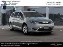 New 2020 Chrysler Pacifica Limited for sale in Ypsilanti, MI 48197 ...