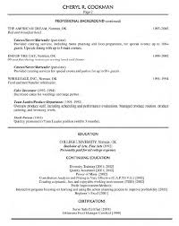 ... food service manager resume templates ...