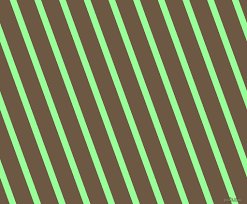 110 degree angle lines stripes, 13 pixel line width, 35 pixel line  spacingMint Green