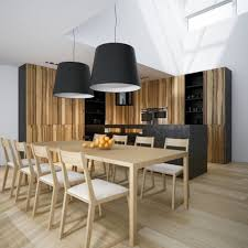 Modern Kitchen Table Lighting Voguish Modern Kitchen Table Pbh Architect