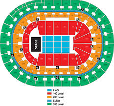 Moda Center Theater Of The Clouds Seating Chart Seating Chart Rose Quarter