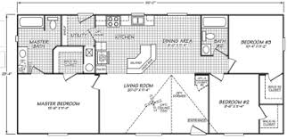 double wide mobile home floor plans. Wonderful Plans Bonneville  3 Beds  2 Baths 1213 SqFt 24 X 52 Double Wide Economy  Priced Homes And Mobile Home Floor Plans