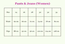 Cloth Size Chart Conversion Kids Clothes Size Conversion