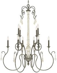 chic french country chandelier capital lighting 410302fc vineyard traditional french country