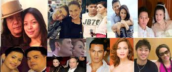 10 pinoy celebrity couples who believe that age does not matter