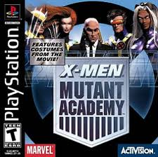 sony playstation 1 games. x-men: mutant academy greatest hits (sony playstation 1, 2003) complete sony playstation 1 games