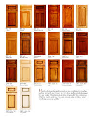 Kitchen Cabinet Design Great Sample Kitchen Cabinet Door Styles