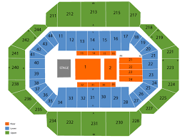 Rupp Arena Seating Chart And Tickets