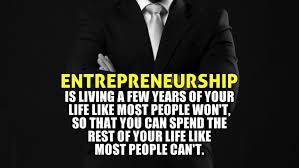 Entrepreneurship Quotes Magnificent Quotes On Entrepreneurship Lemonade Day