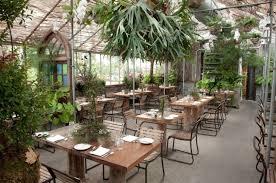 garden cafe at terrain remodelista