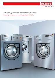 miele washing machine.  Washing Miele Professional Washing Machines  1  40 Pages With Washing Machine S