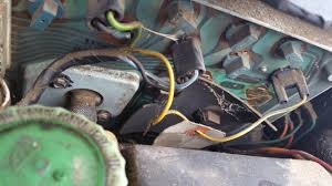 db 1490 fuel guage fix david brown tractor club forum my question therefore is to confirm this is the earth cable and that it can be disconnected and reconnected easily any thoughts folks cheers now