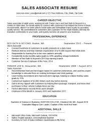 Resume Examples Sales Associate Outside Sales Representative Resume ...