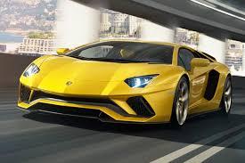 2017 Lamborghini Aventador S ...  E