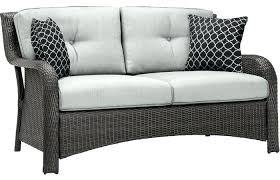 wicker loveseat cushions replacement outdoor cushions clearance patio replacement wicker