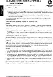 Standard Operating Procedures Lifesaving Services Version 4