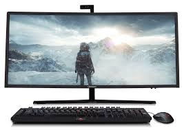 All-in-One, VR Ready, and Then Some OMNI Gaming Desktops, Desktop | ORIGIN PC