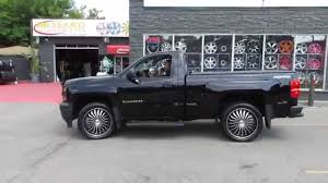 All Chevy chevy 22 inch rims : HILLYARD RIM LIONS 2015 CHEVROLET SILVERADO SHORT BOX RIDING ON 22 ...