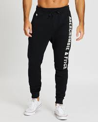 Abercrombie Muscle Fit Size Chart Heritage Applique Jogger Pants