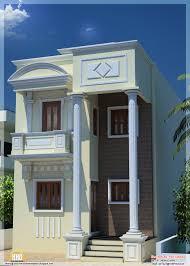 narrow home design 1600 square feet