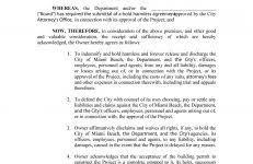 Hold Harmless Agreement California Real Estate Sample Form ...