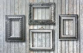 silver wall frames wall decoration medium size beauteous silver wall frames decorating inspiration of brushed large