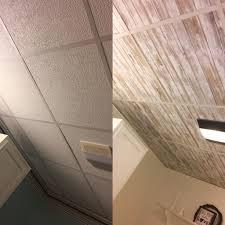 Drop Ceiling. Update drop ceilings ...