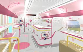 Looking for the perfect way to surprise your valentine? Hello Kitty Shinkansen World S Cutest Bullet Train Coloring Articles Coloring Pages For Kids And Adults