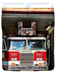 fire truck duvet cover fire truck duvet cover featuring the photograph fire truck by fire engine fire truck duvet cover