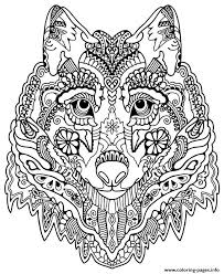 Small Picture Mandala Coloring Book Animals Coloring Pages