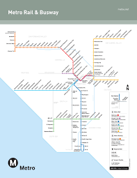 a beginner's guide to the los angeles metro system