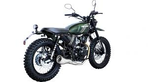 gorgeous new scrambler to go on sale soon for just 2 000 euros