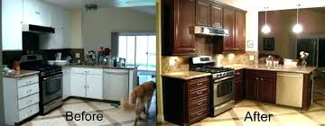 reface kitchen cabinets cost imposing painting vs refacing kitchen cabinets inside what is the cost to