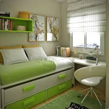 Small Bedroom Colour Schemes Black Cream Stained Wooden Cabinet Cream Black Stained Wooden