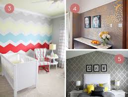 diy painting wallsEye Candy 10 Amazing HandPainted Walls  Curbly