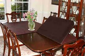 dining room pads for table. Beautiful Table Table Pads In A Customeru0027s Home For Dining Room Pads Table U