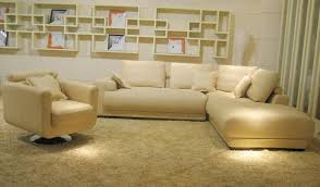 low profile sofa. Wonderful Sofa Popular Of Low Sectional Sofa And Profile Beige Leather  Oregon 243900 And E