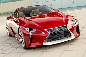 lexus sport car concept