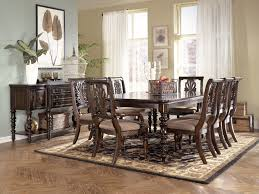 dining room furniture the tanshire dining room table from ashley formal sets ashley furniture formal dining