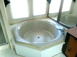 corner garden tub sizes with shower combo bath tubs for mobile home