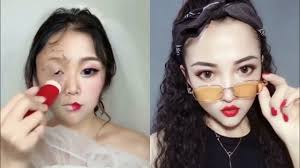 amazing makeup transformation the power of s in tik tok china douyin you