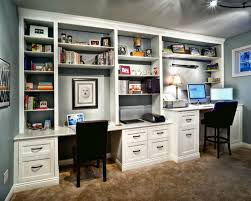 built in bookcase with desk ideas