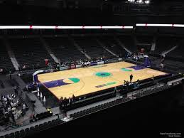 Spokane Arena Section 202 Basketball Seating Rateyourseats Com