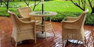 some brilliant patio table glass