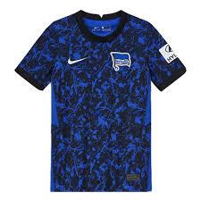 Por aquel momento, equipos tan importantes como barcelona. Nike Hertha Berlin Kids Ss Away Shirt 2020 21 Cd4503 406 Footy Com